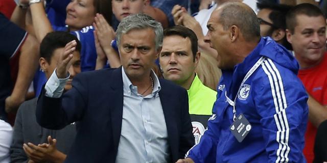 'In een andere competitie was Chelsea al uitgeschakeld voor de titel'