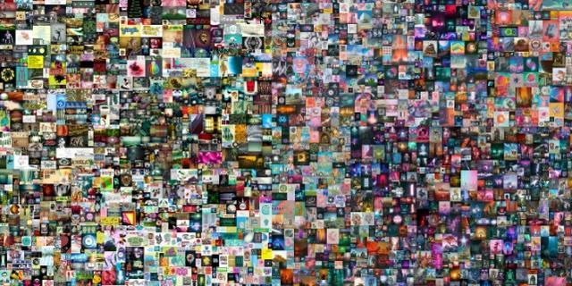 Digitaal kunstwerk van Beeple voor bijna 70 miljoen dollar geveild