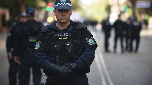 Australische politie pakt verdachte op voor bomaanslag 1994