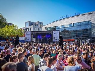 Het gratis festival krijgt toch evenveel subsidie als voorgaande jaren.