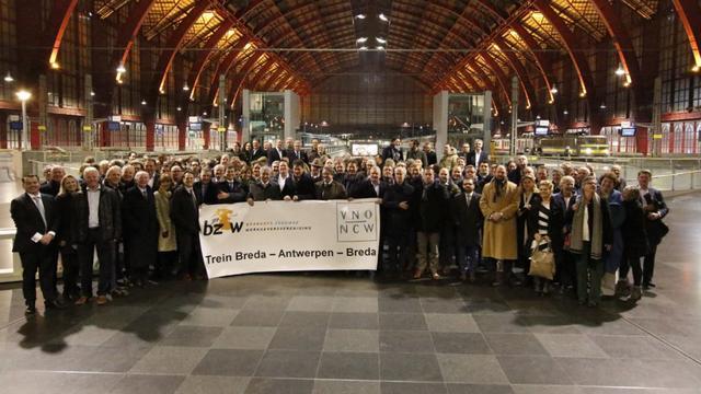 BZW: 'Verbinding Breda-Antwerpen wordt al tien jaar beloofd'