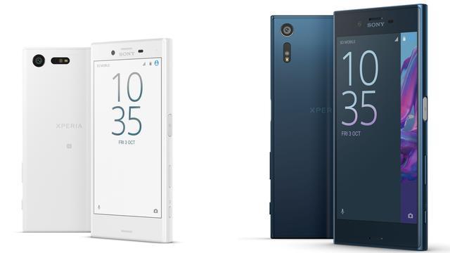 Sony maakt nieuwe Xperia-telefoons met verbeterde camera
