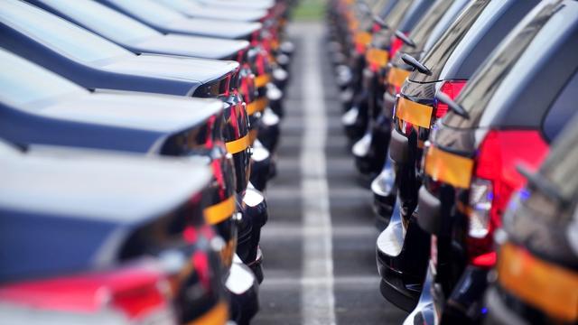 Europese autoverkopen op recordhoogte door nieuwe fiscale regelingen