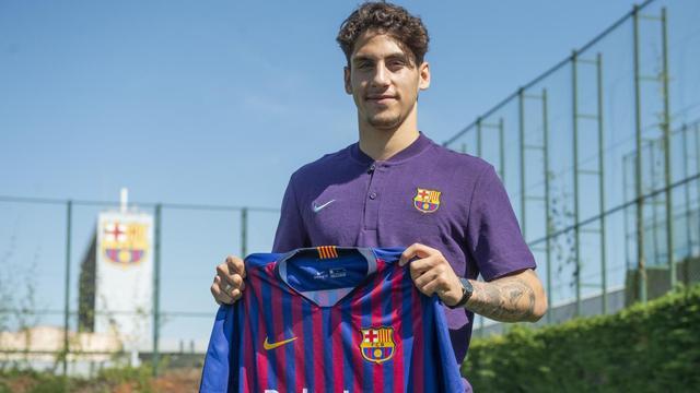 FC Groningen-speler Reis maakt droomtransfer naar FC Barcelona