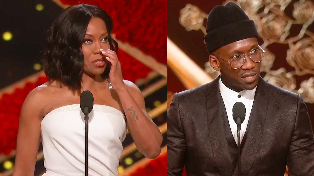 Winnaars beste bijrol Oscars emotioneel in speeches