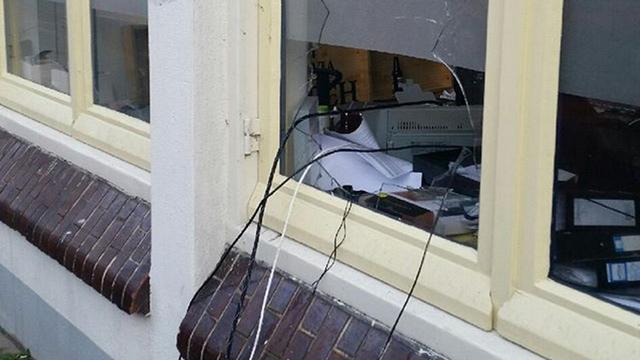 Laptop gestolen bij inbraak bedrijf aan Oosterstraat