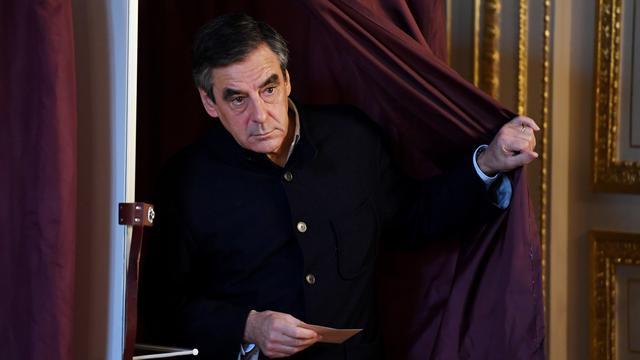 Hoge opkomst voorverkiezing Franse centrumrechtse partij