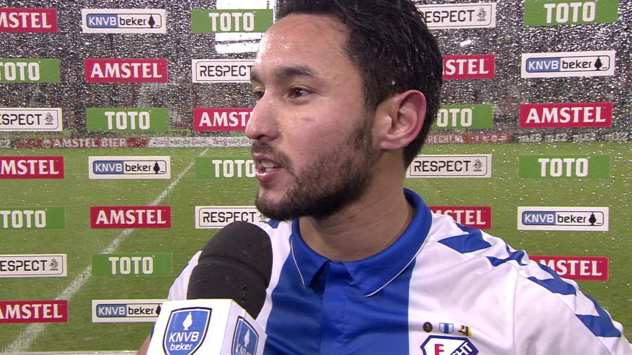 Van der Maarel: 'Lastig om door muur VVSB heen te komen'