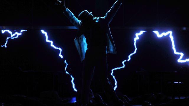 Nederlandse zangeres Ina Seidou in internationale show Thriller Live