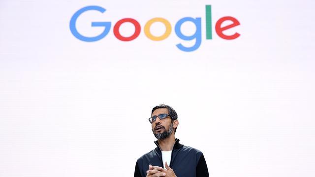 'Google-directeur bezocht Defensie VS in poging kou uit de lucht te halen'