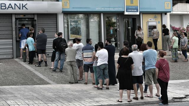 'Griekenland kan ambtenaren gewoon betalen'