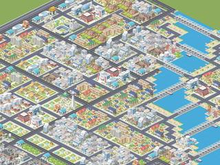 Met de uitgebreide stedenbouwgame Pocket City