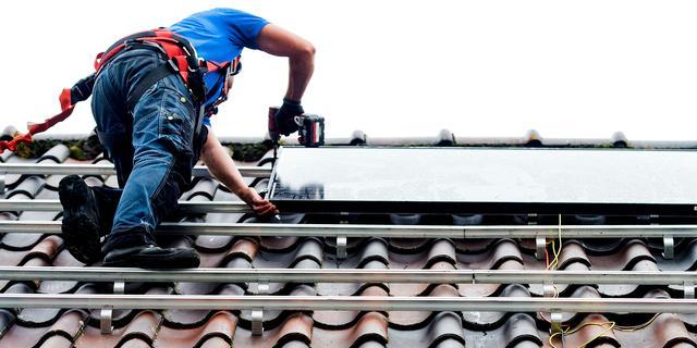 'Een derde van Nederlanders wil zonnepanelen'