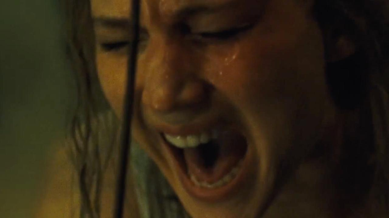 Jennifer Lawrence ontvangt ongenode gasten in trailer Mother!