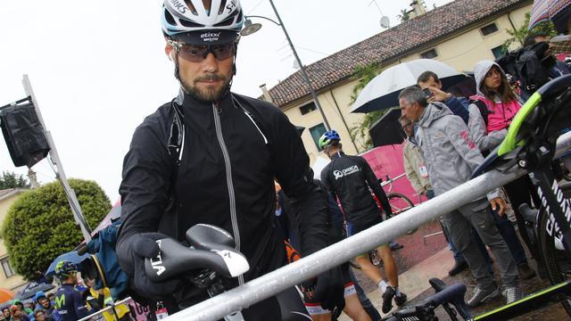 Sprinters Boonen, Matthews en Greipel verlaten Ronde van Italië