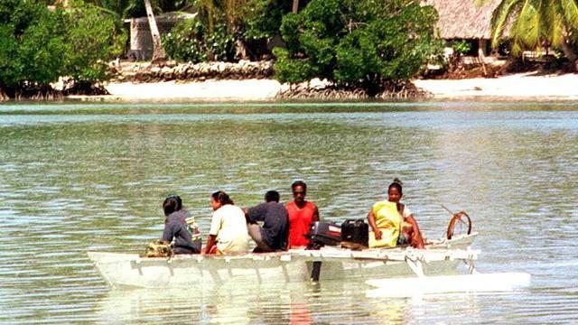 Zoektocht naar vermiste veerboot Stille Oceaan beëindigd
