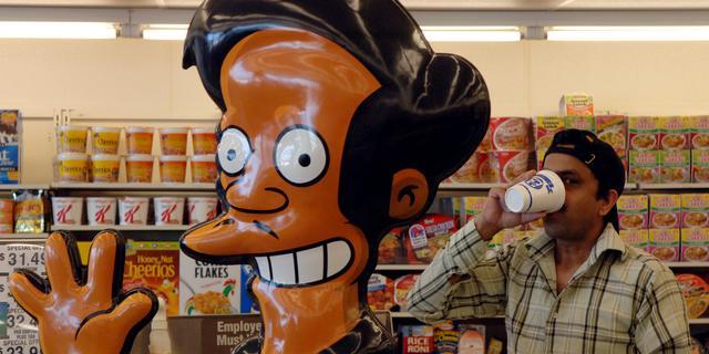 Simpsons gebruiken geen witte stemmen meer voor niet-witte personages