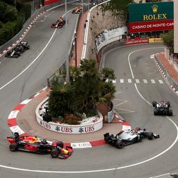 Reacties na vierde plaats Verstappen in GP Monaco