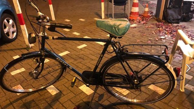 Drie verdachten aangehouden na fietsendiefstal Stationsplein