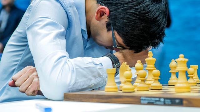 Giri ziet koploper uitlopen na nieuwe remise op Tata Steel Chess