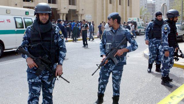 Saudi-Arabië arresteert verdachten aanslag Koeweit