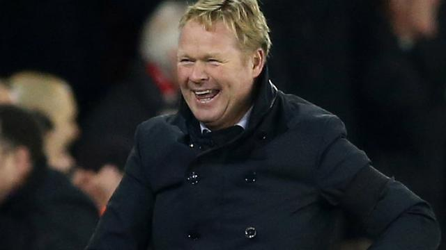 Koeman prijst Southampton na 'perfecte wedstrijd' tegen Arsenal