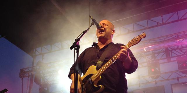 Rockband Pixies geeft in het najaar twee optredens in Nederland