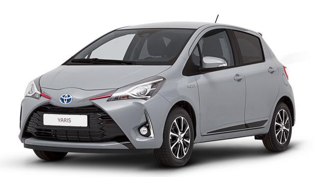 Toyota voegt nieuwe versie Yaris aan bestaande aanbod toe