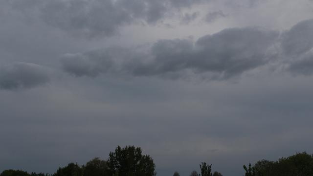 Het weer: Perioden met regen