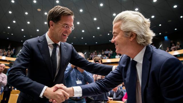 RTL schrapt 'premiersdebat' na afzeggingen Wilders en Rutte