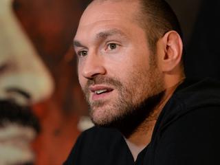 29-jarige Brit kroonde zich in november 2015 tot wereldkampioen zwaargewicht