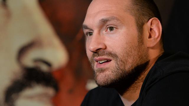 'Bokser Fury wacht schorsing na gebruik verboden middel'