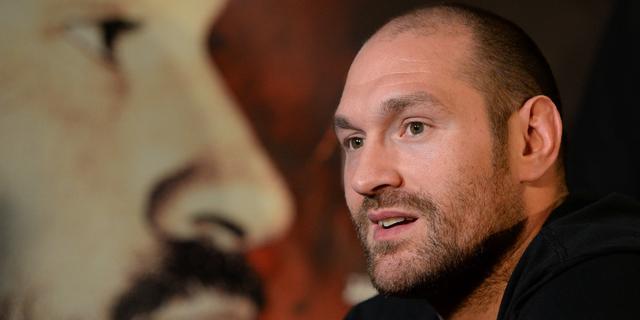 Wereldkampioen Fury 'verbijsterd' door dopingbeschuldiging