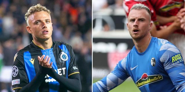 Noa Lang en keeper Mark Flekken debuteren in voorselectie Nederlands elftal