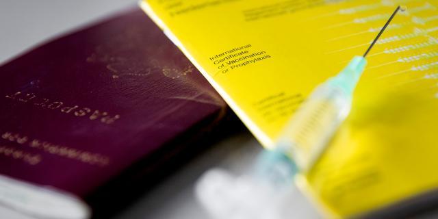 Met prikbewijs zijn toegangstest en mogelijk ook reiscertificaat niet nodig