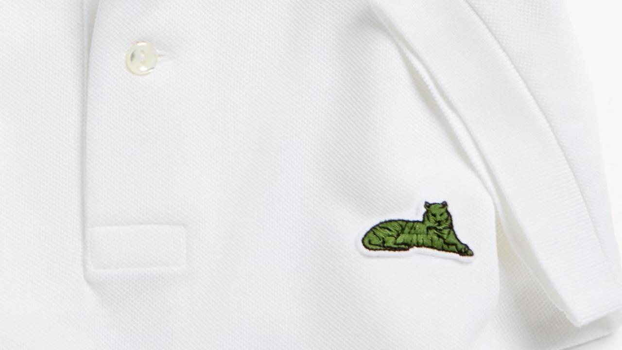 Dieren' Van Plaats 'onzichtbare Lacoste Krokodil Voor Maakt Nu n1dHYdgw