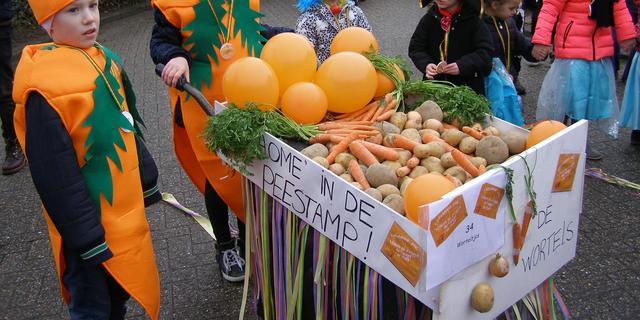Historische carnavalsdoorbraak in Willemstad