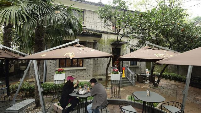 Kritiek na opening McDonald's-café in oud huis Taiwanese leider