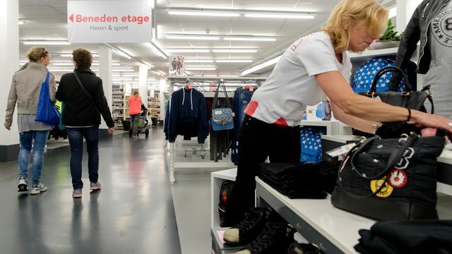 Modewinkels verwachten hogere omzet in laatste kwartaal