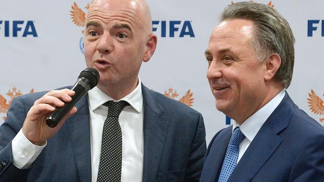 FIFA praat met WADA over stappen tegen dopingzondaars