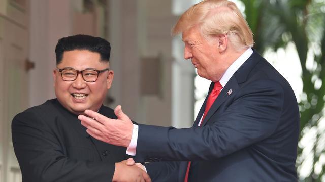 Kim Jong-un accepteert uitnodiging Trump voor bezoek aan VS