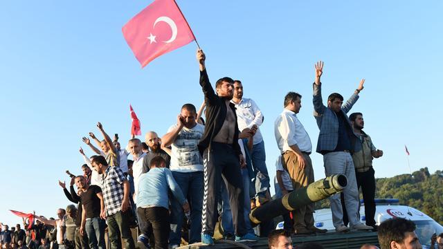 'Turkse coupplegers in Duitsland erkend als vluchteling'