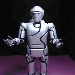 Video   Iran onthult geavanceerde versie van zijn humanoïde robot
