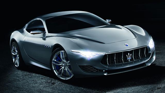 Alle Maserati's gedeeltelijk of volledig elektrisch na 2019