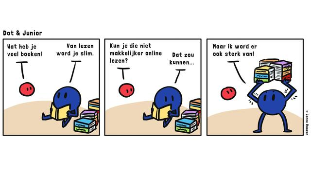Strip van de week