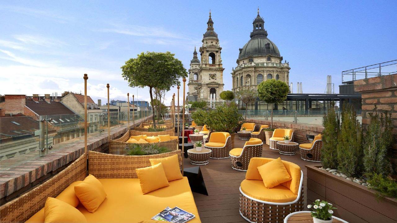 Dit zijn de beste hotels ter wereld
