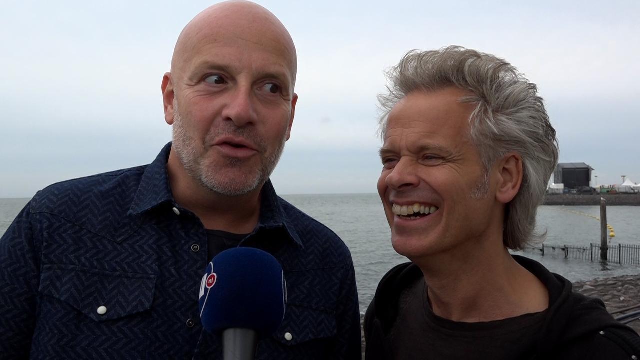 Concert at Sea mag wat oprichters BLØF betreft nog groter
