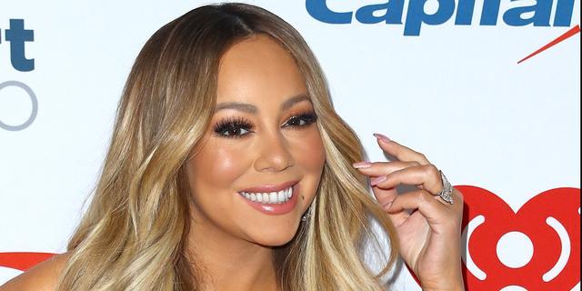 Mariah Carey werkte in 1995 tijdens opnames Daydream mee aan rockalbum