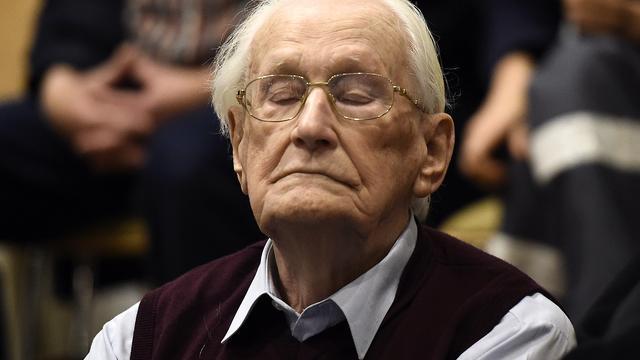 Geen clementie voor voormalig kampbewaarder Auschwitz (96)