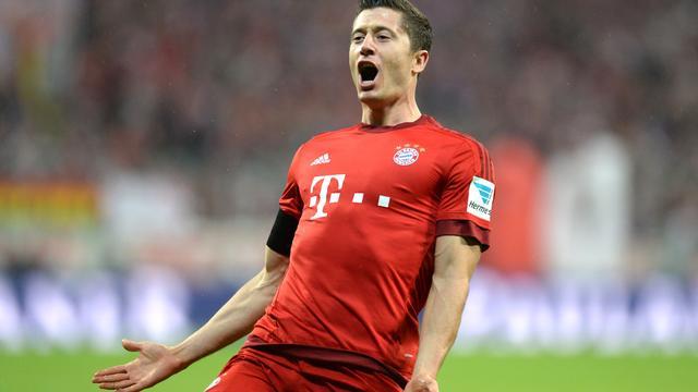 Lewandowski noemt vijf goals in negen minuten 'waanzin'